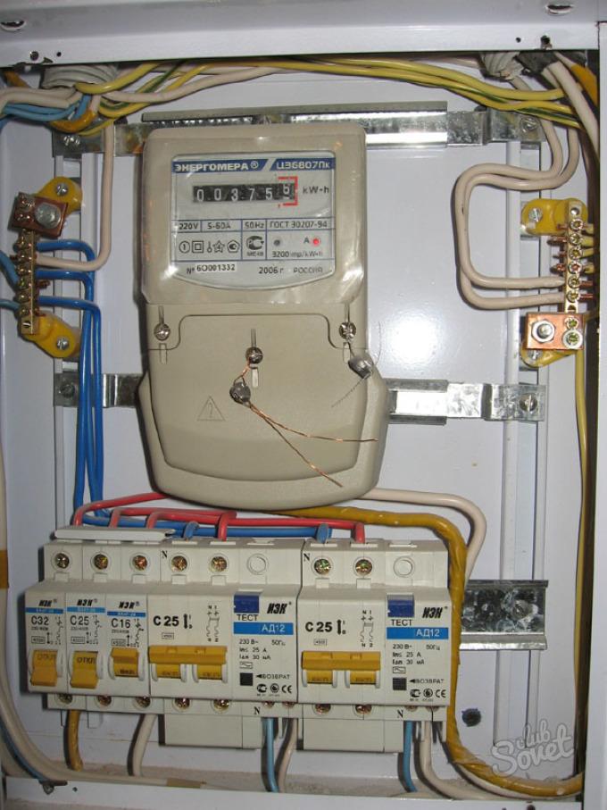Elektromos vezeték elágazás