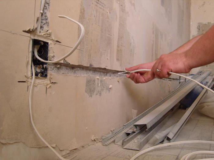 Можно ли менять проводку в квартире поэтапно