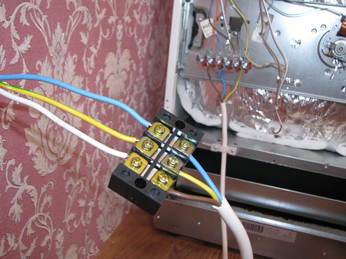 создан какой кабель нужен для подключения варочной панели причиной аварий действующих